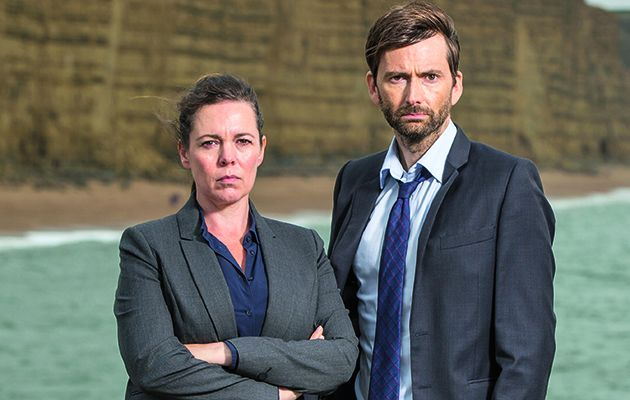 The powerful drama, Broadchurch, finally signs off – but goes out on a high