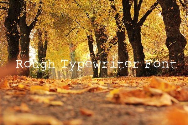 24 free typewriter fonts | Creative Bloq
