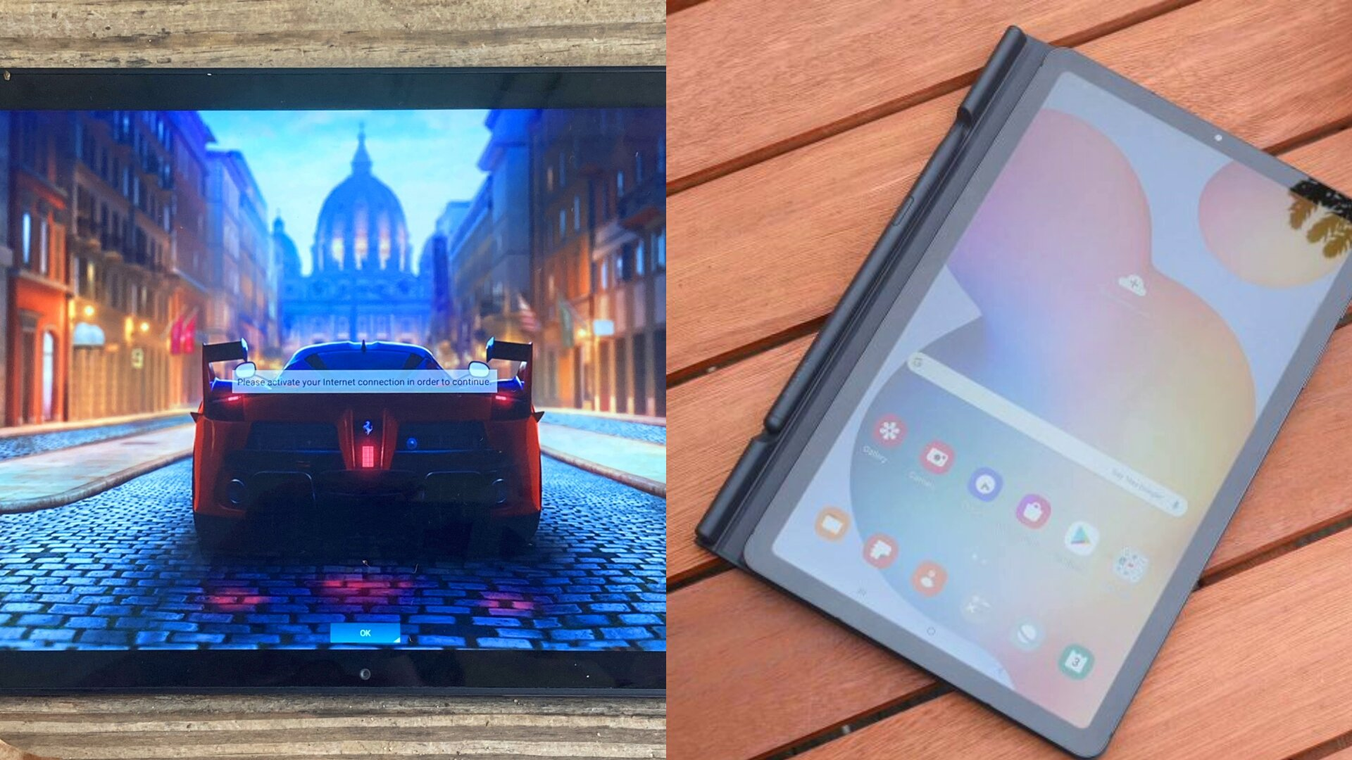 Samsung Galaxy Tab A7 Vs Galaxy Tab S6 Lite Battle Of The Midrange Tablets Laptop Mag