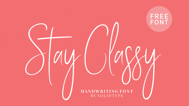 The best free handwriting fonts: Page 2 | Creative Bloq