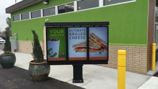 QSRs have been updating their outdoor digital menu boards for years, and installers need to take both brightness and IP ratings into account when selecting the right solution.