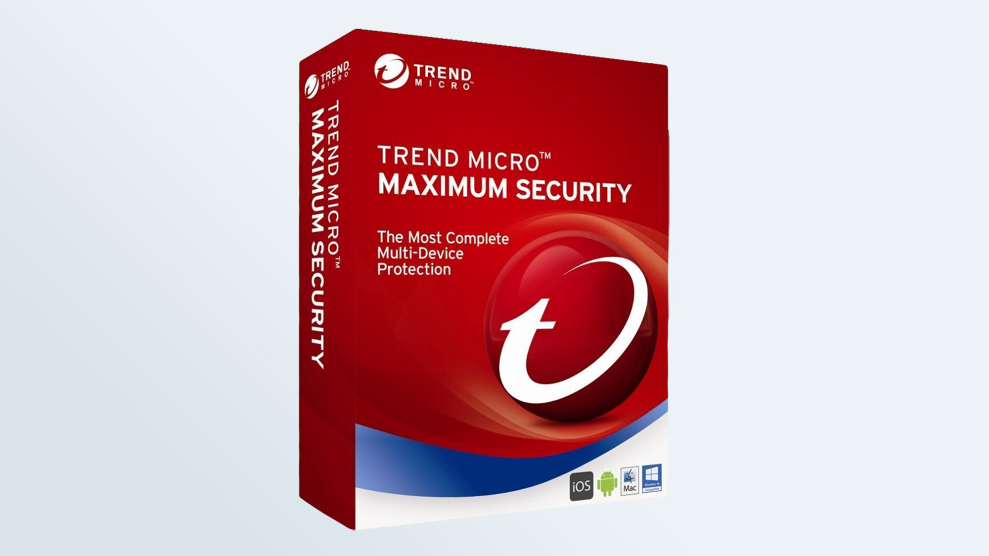 Best antivirus: Trend Micro Maximum Security