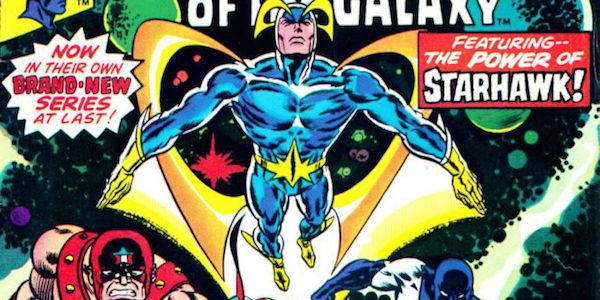 Starhawk comics