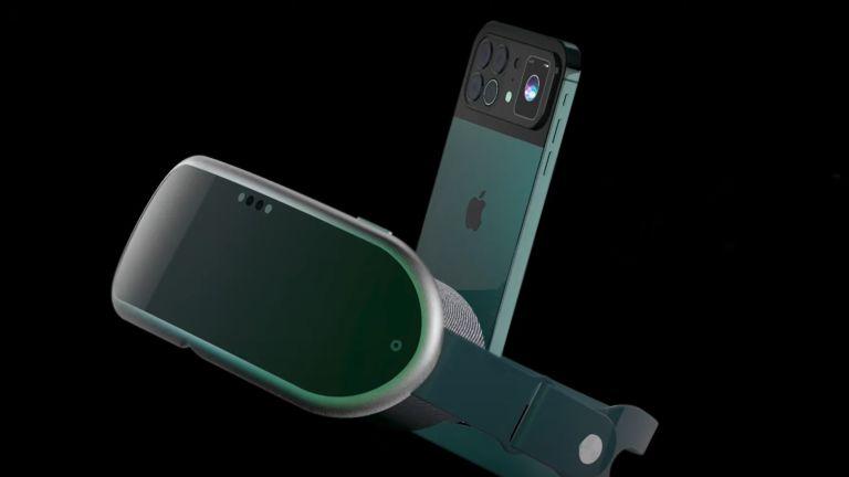 iPhone 13 video Apple VR headset