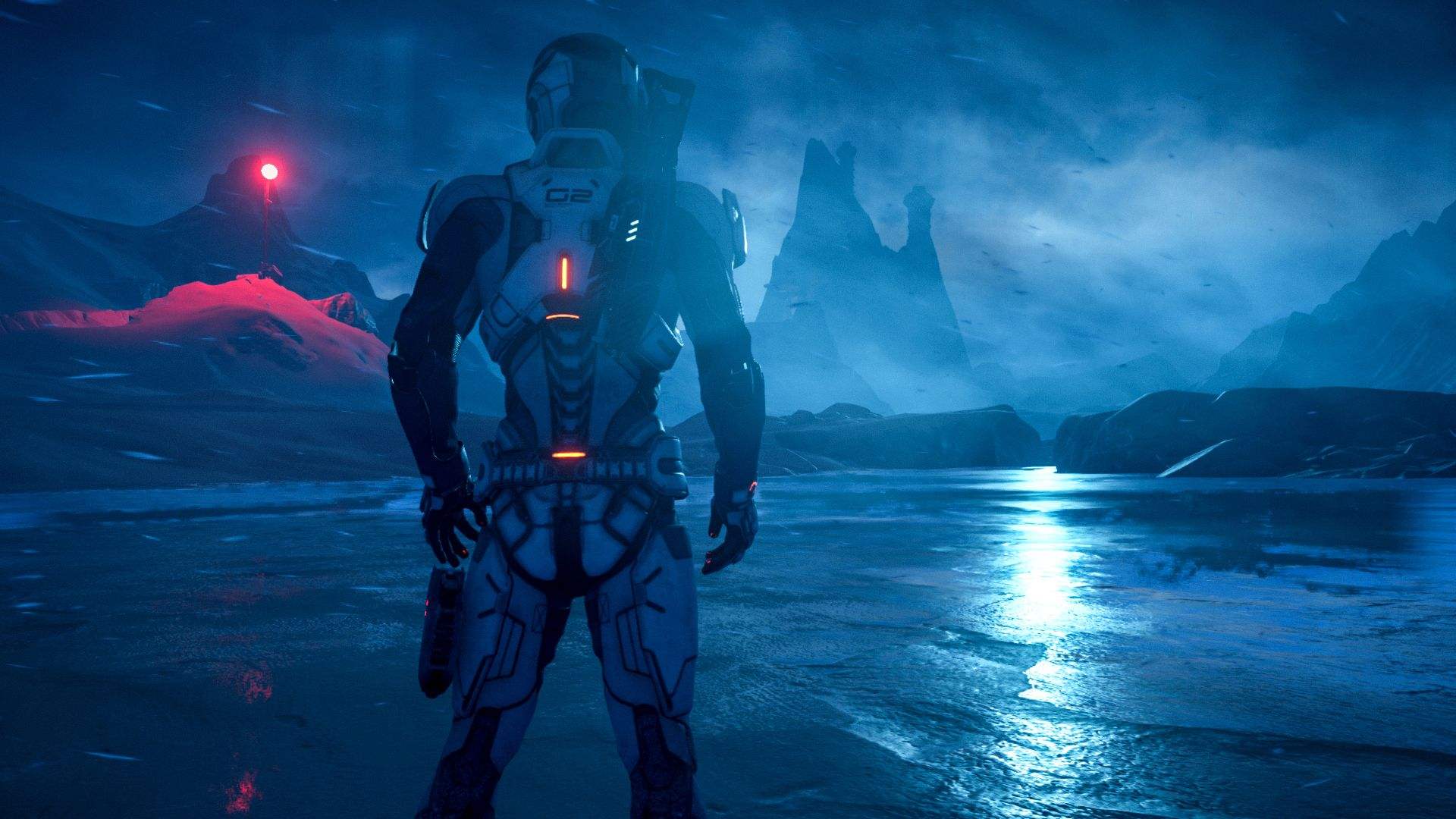 Mass Effect Andromeda To Tease Environments And Gameplay At Ces