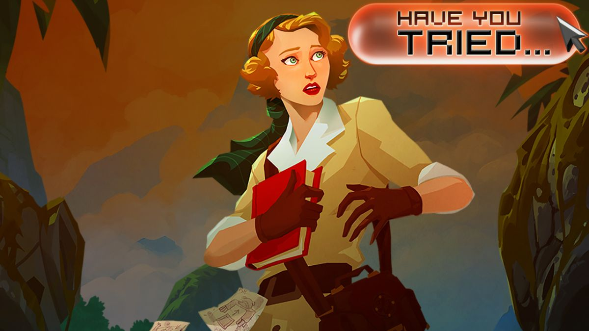 Have you tried... husband-hunting in the South Pacific in Call of the Sea?