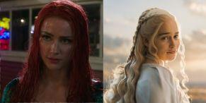 More Aquaman 2 Fan Art With Emilia Clarke Replacing Amber Heard As Mera Has Arrived Online