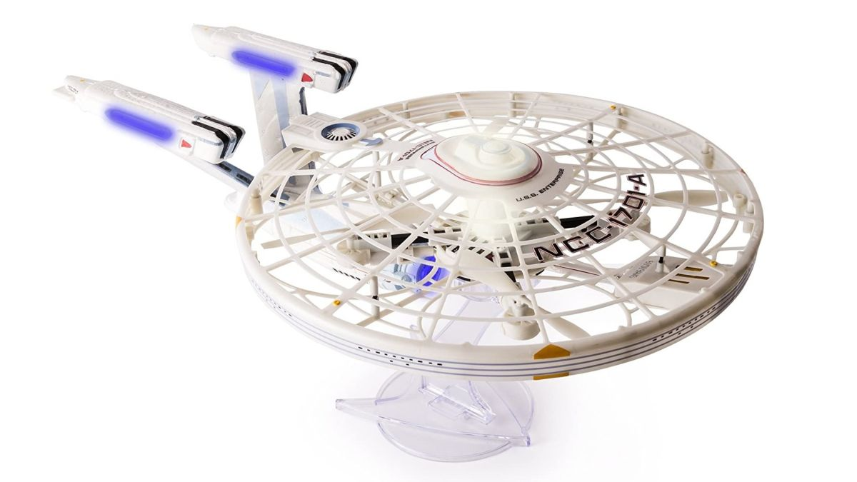 This awesome USS Enterprise Star Trek drone is 30% off for Black Friday - Space.com