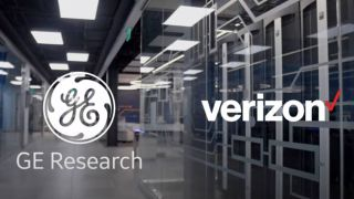 Verizon partnership with GE Research Labs.