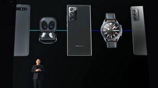 Das Samsung Unpacked Event vom Januar 2021