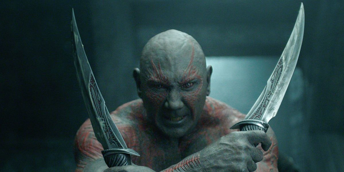 Guardians Of The Galaxy Actor Dave Bautista Offers Criticism On Marvel's Handling Of Drax