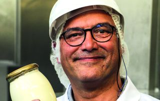 Gregg Wallace gets saucy in this week's episode when he traces the provenance of some of our favourite condiments.
