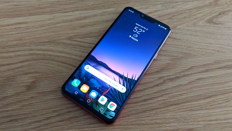 LG G8 ThinQ review