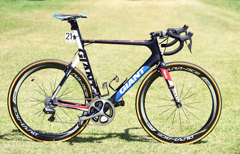 8a3fea91888 Marcel Kittel's Giant Propel Advanced SL team bike - Cycling Weekly