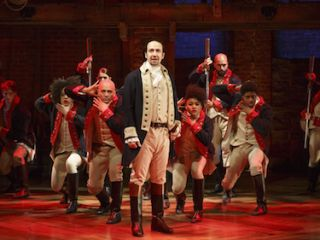 Hamilton Brings Alcons To Broadway
