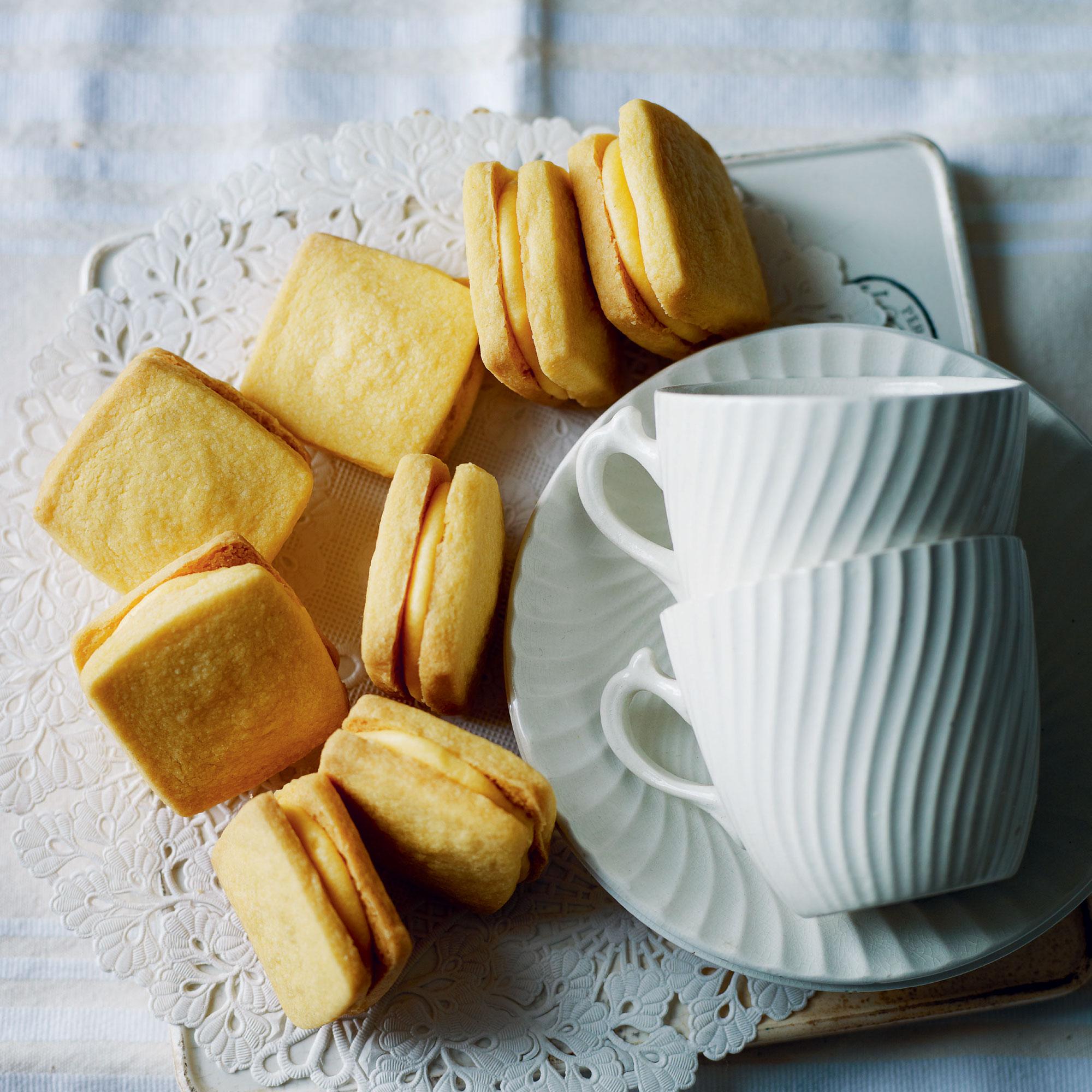Biscuit custard cream: recipe, photo 14
