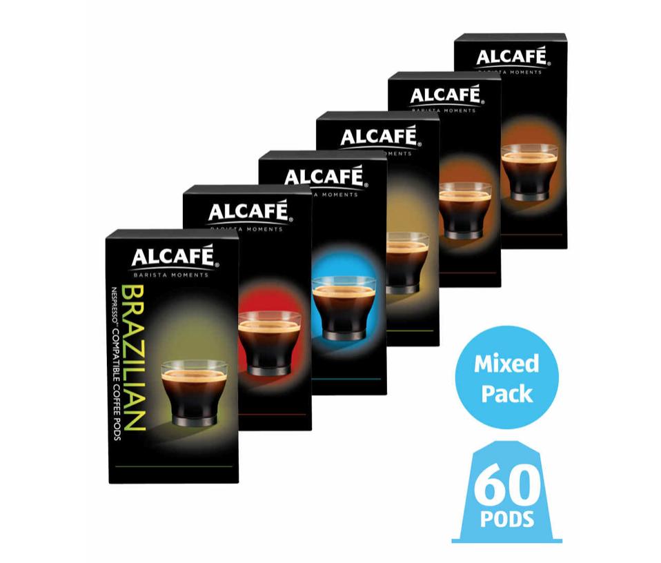Aldi Coffee Pods Are Compatible With Nespresso Machines