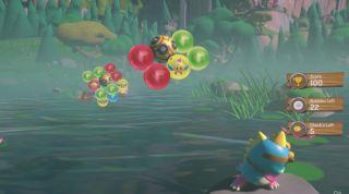 Sony PSVR games: Puzzle Bobble