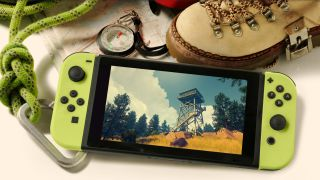 Firewatch is another of the excellent upcoming Switch games
