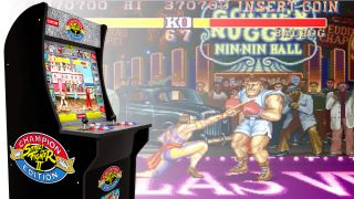 Save $100 on your very own Street Fighter 2 arcade machine