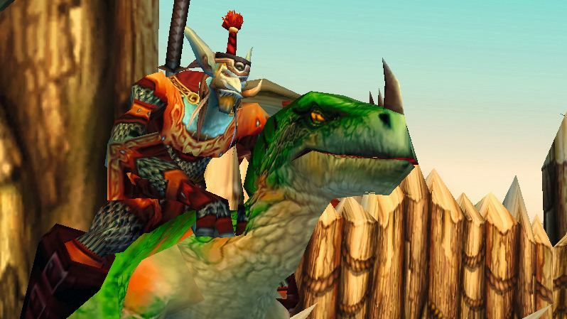 Why I love being a highwayman in vanilla WoW | PC Gamer