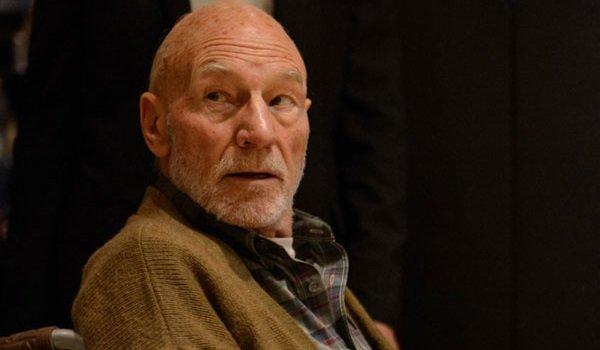 Professor X Logan Patrick Stewart