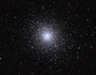 Globular Cluster Messier 5 Block