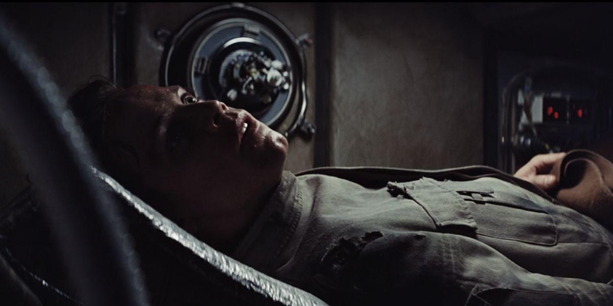 Luke Skywalker in The Empire Strikes Back