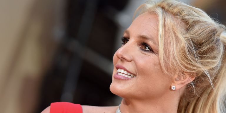 "Britney Spears attends Sony Pictures' ""Once Upon a Time ... in Hollywood"" Los Angeles Premiere"
