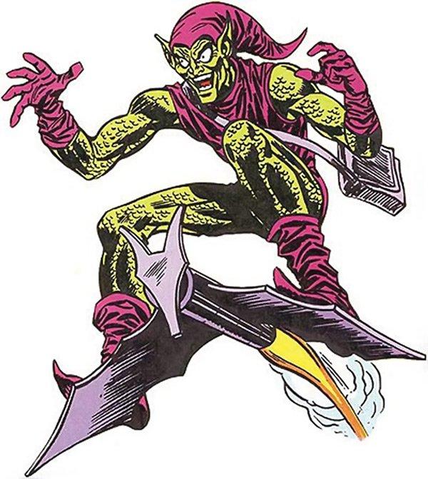 Classic Green Goblin