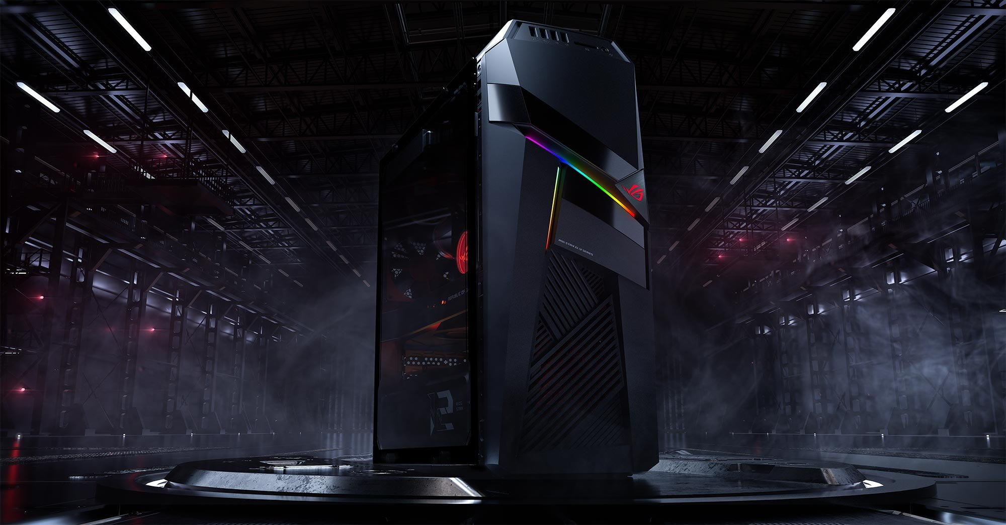ASUS ROG Strix GL12CX COD Edition review | PC Gamer