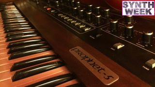 How to program a Prophet-5-style synth   MusicRadar
