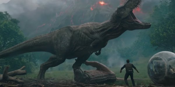 jurassic world fallen kingdom dinosaur t-rex