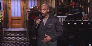 Of Course Dave Chappelle Dropped A Big F-Bomb In His Emmy Speech