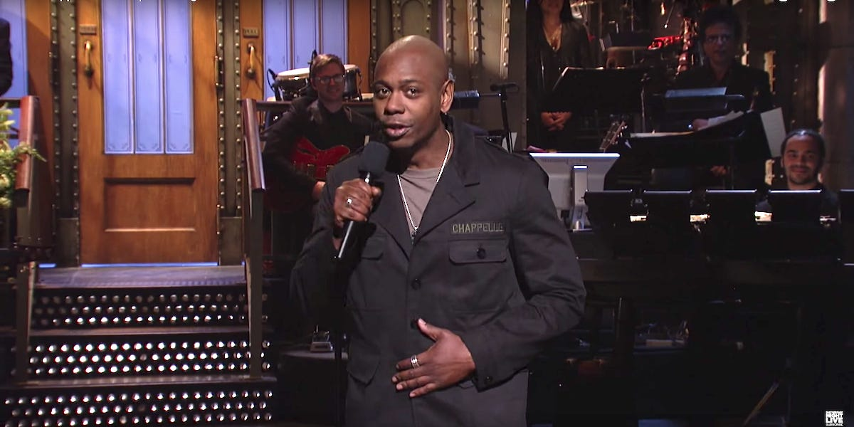 Dave Chappelle on Saturday Night Live (2016)