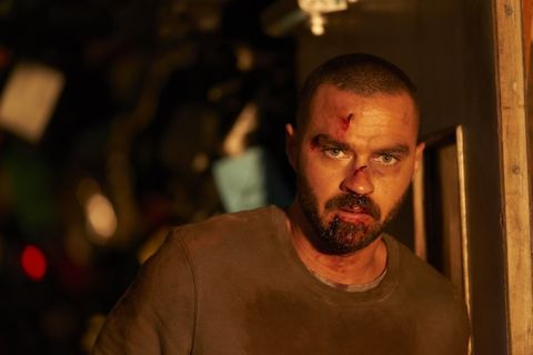 Jesse Williams In 'Random Acts Of Violence.'