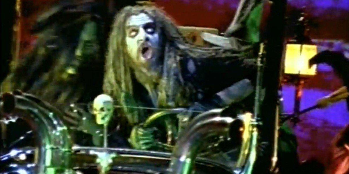 "Rob Zombie ""Dragula"" Music Video"