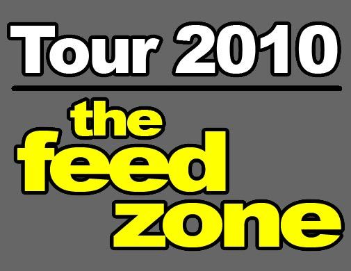 Tour de France 2010 feed zone logo