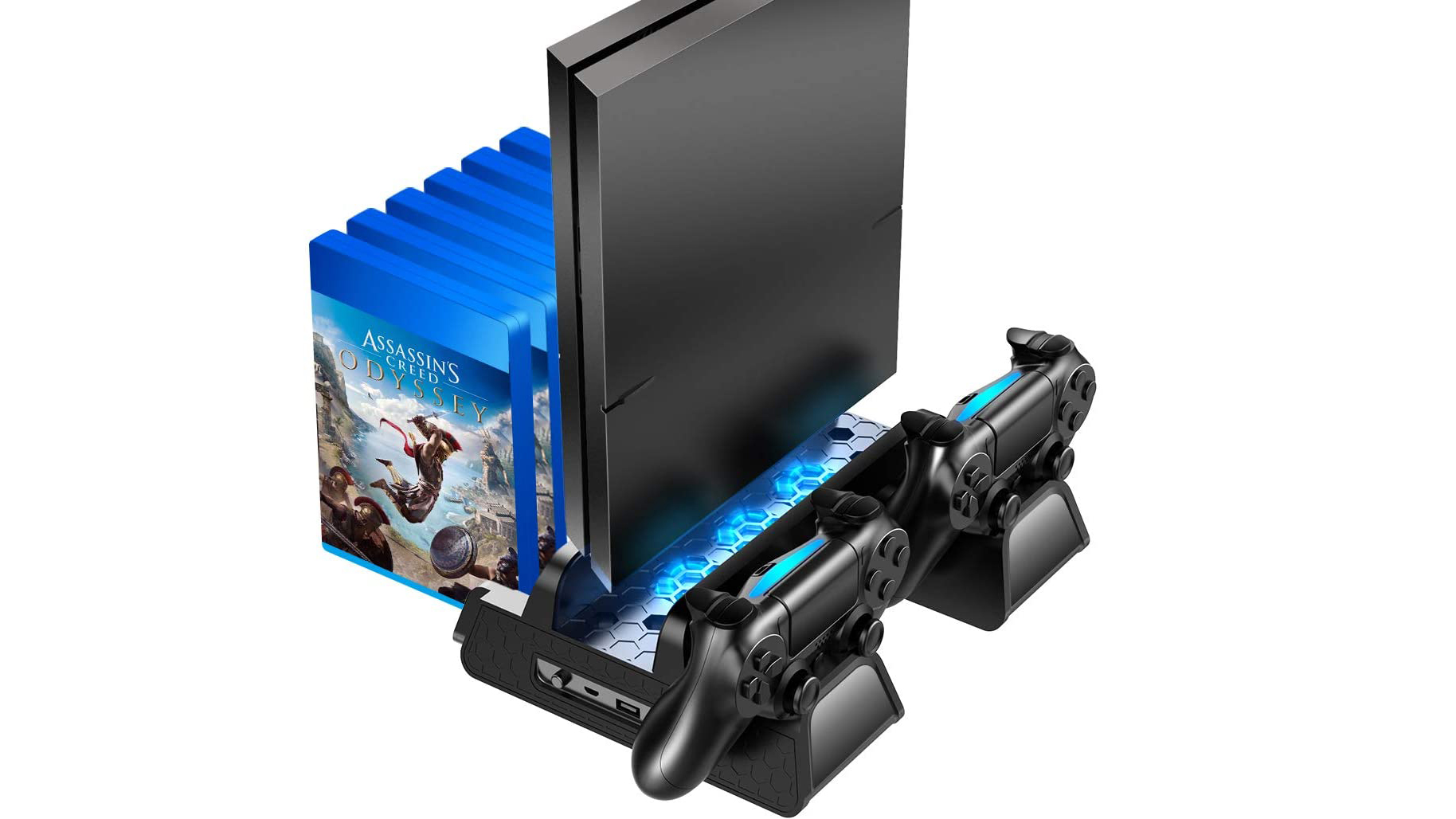OIVO PS4 Vertical Cooling Stand