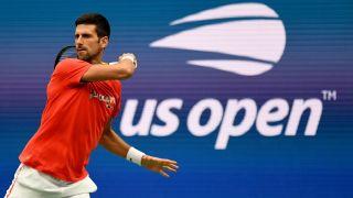 Novak Djokovic 2021 U.S. Open