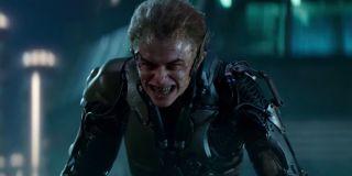 Dane DeHaan as Green Goblin in The Amazing Spider-Man 2