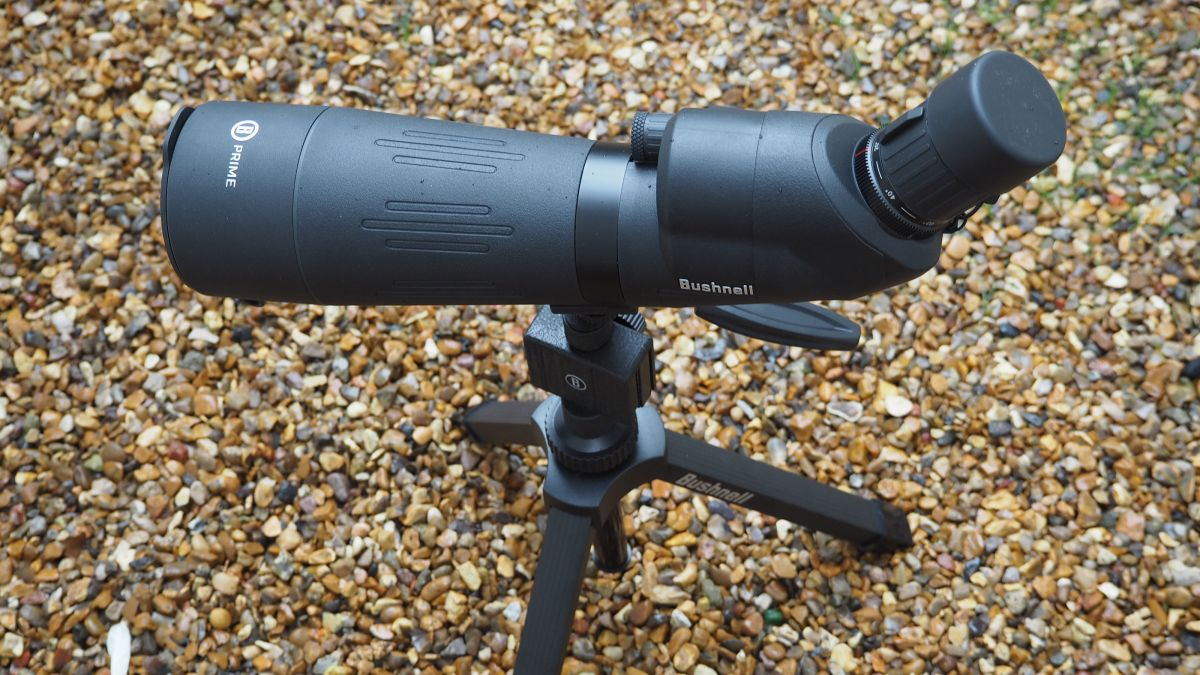 Bushnell 20-60x65 Prime spotting scope review