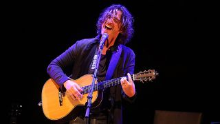Chris Cornell performs in concert at ACL Live on November 2, 2015 in Austin, Texas.