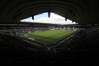 Derby County v Nottingham Forest – Sky Bet Championship – Pride Park Stadium