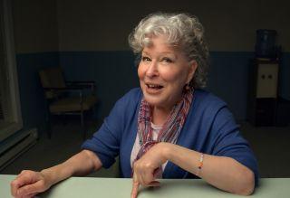 Bette Midler in HBO's Coastal Elites