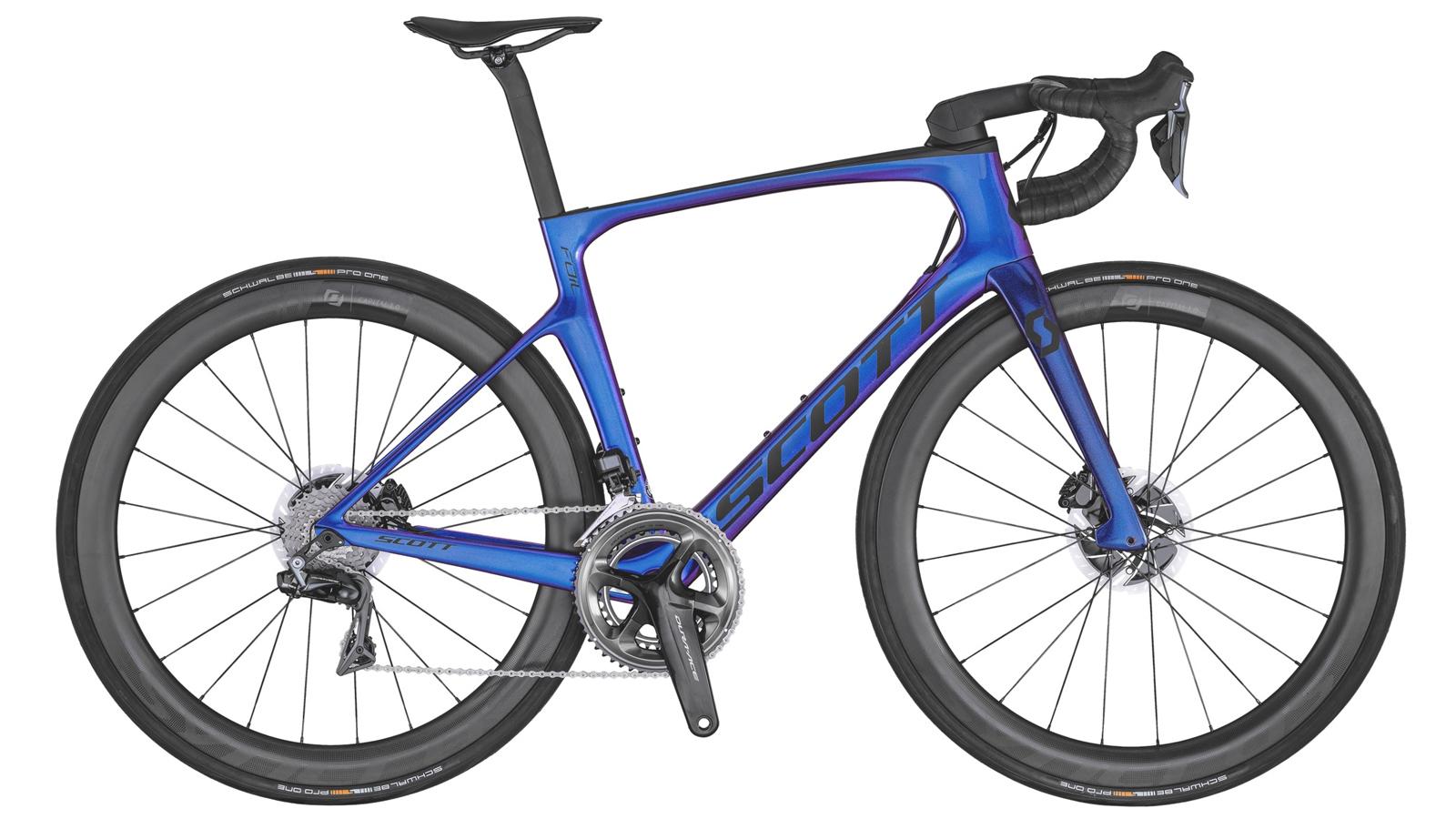 Best aero road bikes: Scott Foil Premium