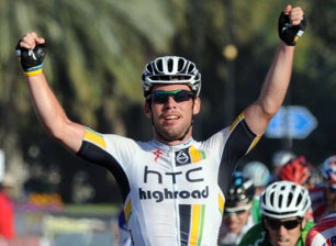 Mark Cavendish, Tour of Oman, stage six