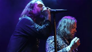 Chris and Rich Robinson