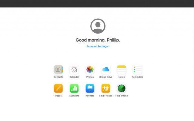 iCloud.com Just Got a Complete Overhaul