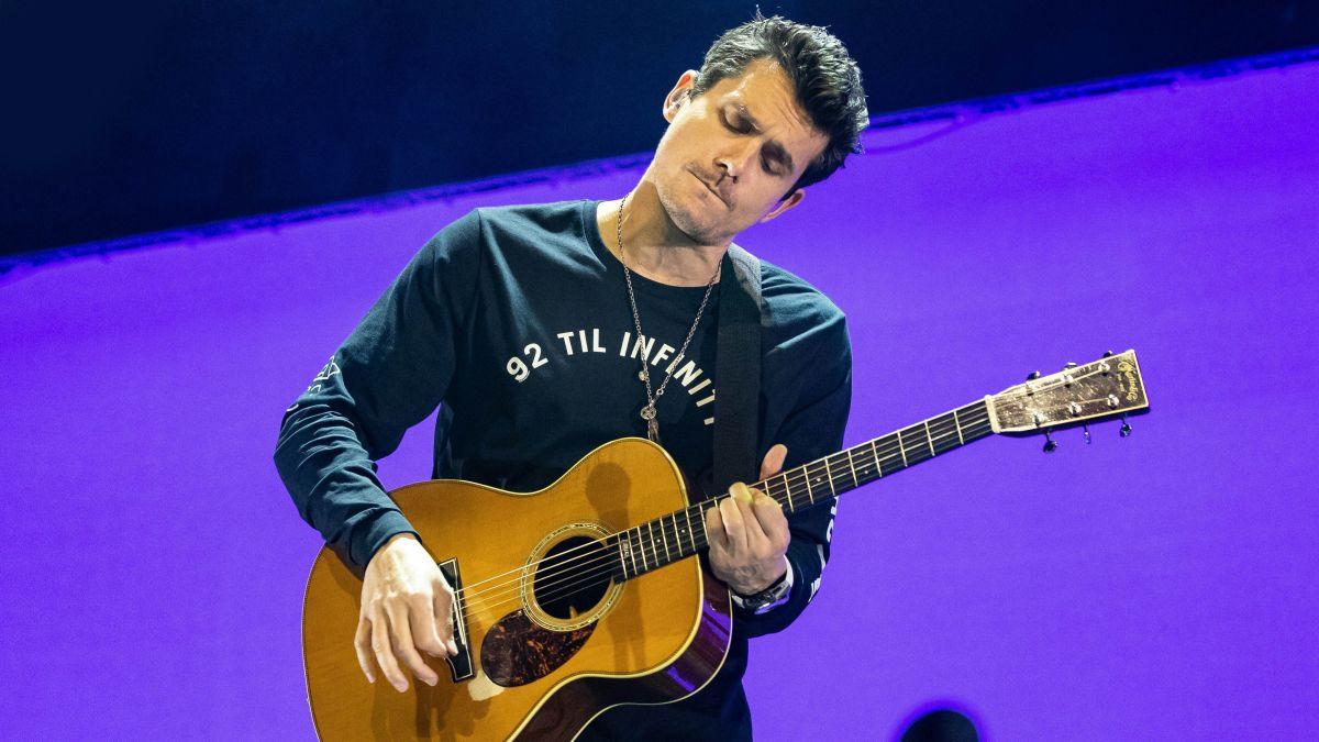 John Mayer creates karaoke version of his song Stop This Train on TikTok